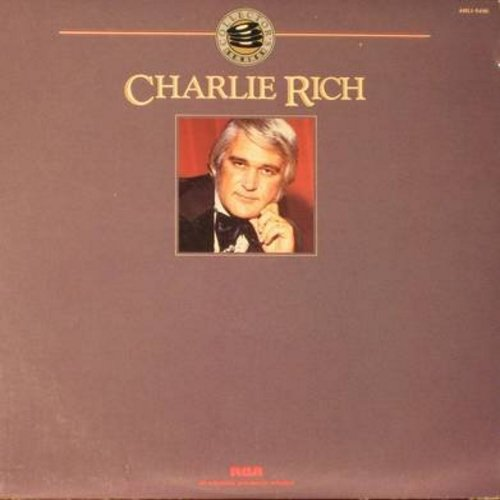 Rich, Charlie - Charlie Rich - Collector's Series: She Loved Everybody But Me, Too Many Teardrops, Big Boss Man, Lonely Weekends, She Called Me Baby (Vinyl STEREO LP record) - NM9/EX8 - LP Records