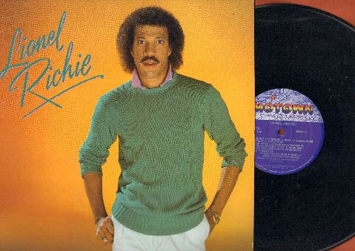 Ritchie, Lionel - Lionel Richie: Truly, You Are, Serves You Right, My Love (vinyl LP record) - NM9/NM9 - LP Records