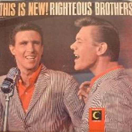 Righteous Brothers - This Is New!: Cryin' Blues, There She Goes, You Can Have Her, At My Front Door, I Need A Girl - VG7/VG6 - LP Records