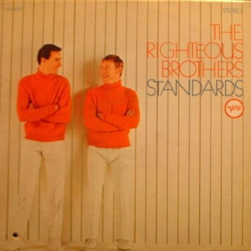 Righteous Brothers - Standards: That's All, Secret Love, Somewhere, All The Way, That Lucky Old Sun - M10/EX8 - LP Records