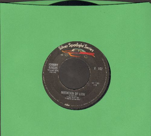 Rivers, Johnny - Mountain Of Love/Maybelline (double-hit re-issue) - EX8/ - 45 rpm Records