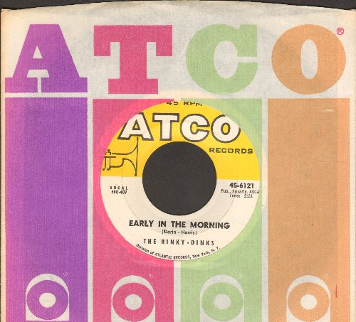 Rinky-Dinks - Early In The Morning/Now We're One (MINT condition with vintage Atco company sleeve) - M10/ - 45 rpm Records
