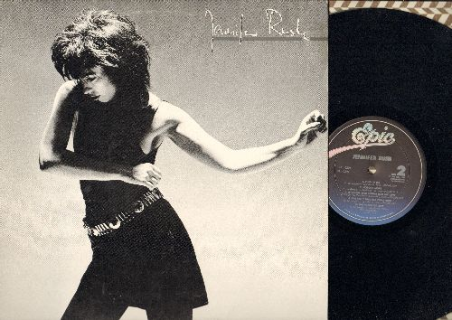Rush, Jennifer - Jennifer Rush: The Power Of Love, Destiny, Hero Of A Fool, Nobody Move, Ring Of Ice (Vinyl STEREO LP record) - NM9/EX8 - LP Records