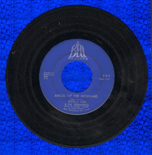 Rush, Merrilee - Angel Of Morning/Reap What You Sow  - EX8/ - 45 rpm Records