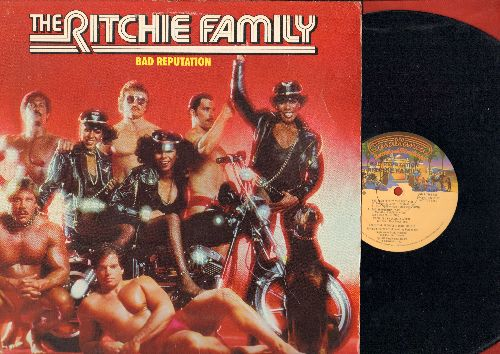 Ritchie Family - Bad Reputation: Put Your Feet To The Beat, It's A Man's World Medley Where Are The Men/Sexy Man (vinyl STEREO LP record, DJ advance pressing) - NM9/EX8 - LP Records