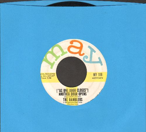 Ramblers - Punxatawney Rose/(As One Door Closes) Another Door Opens - NM9/ - 45 rpm Records