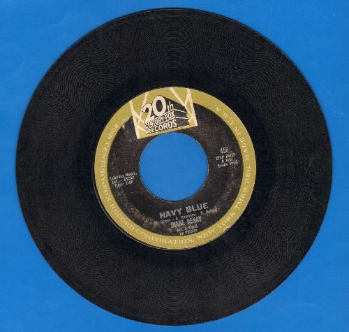 Renay, Diane - Navy Blue/Unbelievable Guy  - VG7/ - 45 rpm Records