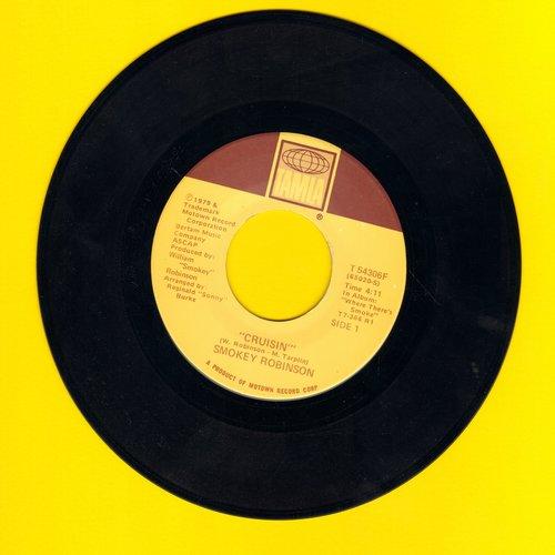 Robinson, Smokey - Cruisin'/Ever Had A Dream - VG7/ - 45 rpm Records