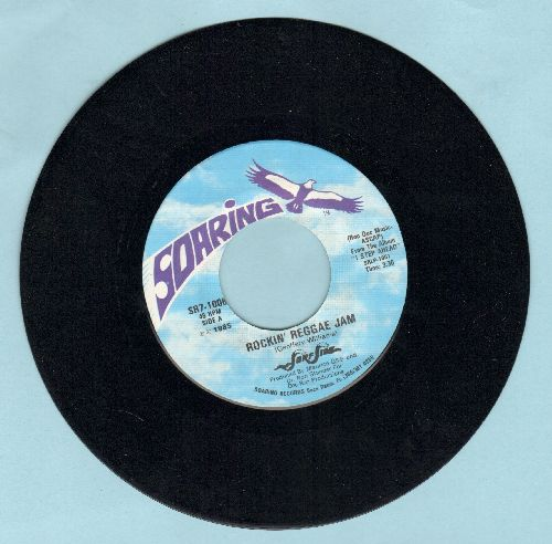 Surf Side - Rockin' Reggae Jam/Feel A Need - M10/ - 45 rpm Records