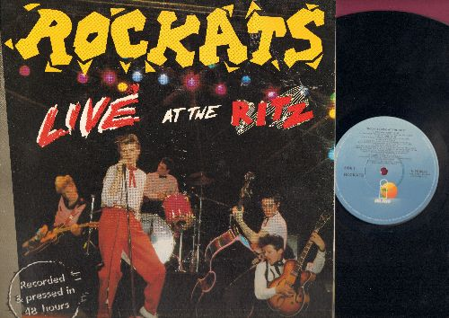 Rockats - Live At The Ritz:  Rockin' Baby, Rite Time, My Way, Go Kat Wild, (Don't Treat Me Like A Dog) Love This Kat, Start Over Again, Krazy Baby, 50 Miles From Nowhere (A 1000 Miles From Home), (Knockin') At My Front Door, Wrong Rite Reason, Room To Roc