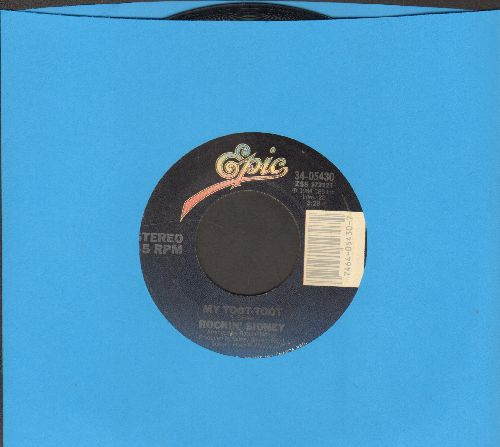 Rockin' Sidney - My Toot-Toot (PARTY FAVORITE!)/Jalapeno Lena  - EX8/ - 45 rpm Records