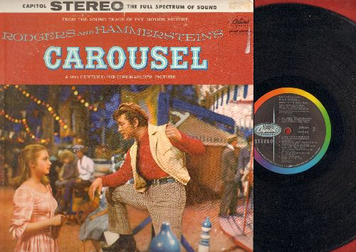 Carousel - Carousel - Original Motion Picture Soundtrack: (Vinyl STEREO LP record) - NM9/EX8 - LP Records