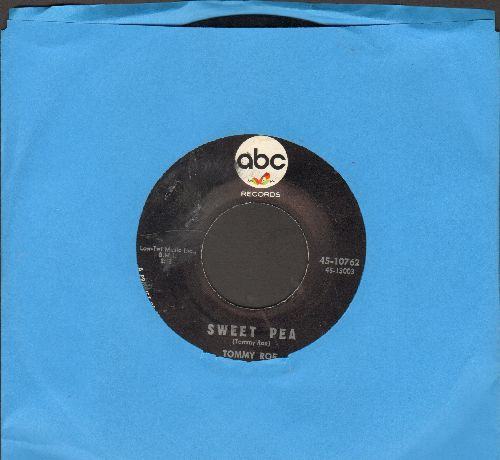 Roe, Tommy - Sweet Pea/Much More Love  - EX8/ - 45 rpm Records