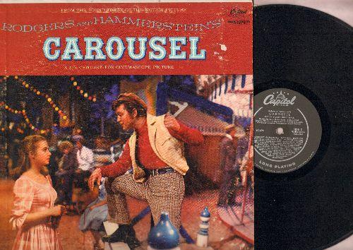 Carousel - Original Motion Picture Sound Track, featuring Shirley Jones and Gordon MacRae. (viny MONO LP record) - VG7/VG7 - LP Records