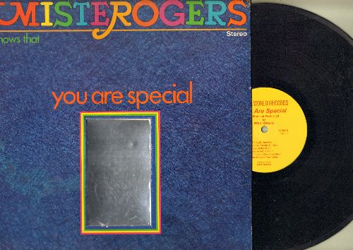 Rogers, Fred - Misterogers Knows That You Are Special - Written and performed by Fred