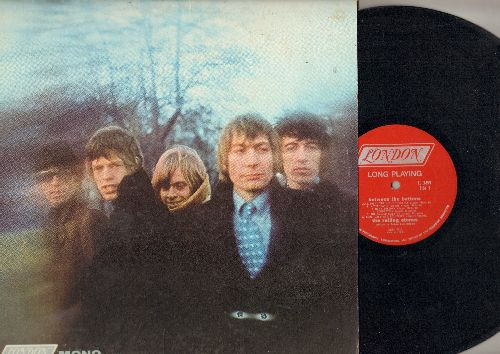 Rolling Stones - Between The Buttons: Let's Spend The Night Together, Ruby Tuesday, Miss Amanda Jones (Vinyl MONO LP record) - NM9/VG7 - LP Records