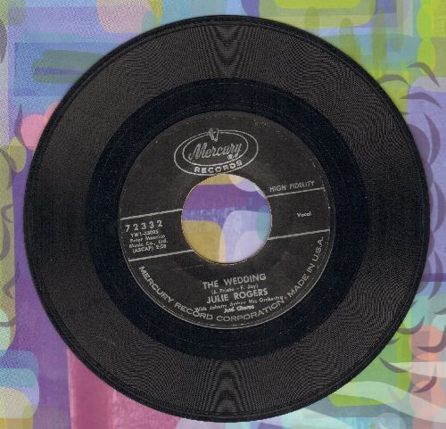 Rondo, Don - He Made You Mine/Two Different Worlds - EX8/ - 45 rpm Records