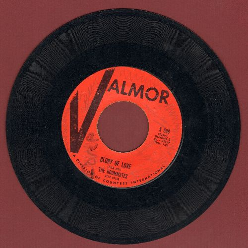 Roomates - Glory Of Love/Never Knew (wol) - VG7/ - 45 rpm Records
