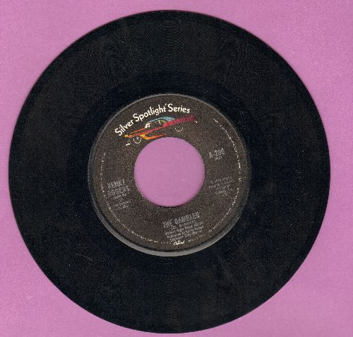 Rogers, Kenny - You Decorated My Life/The Gambler (double-hit re-issue) - NM9/ - 45 rpm Records