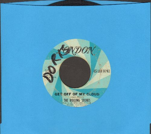Rolling Stones - Get Off My Cloud/I'm Free (wol) - VG7/ - 45 rpm Records