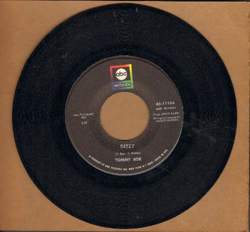 Roe, Tommy - Dizzy/The You I Need  - EX8/ - 45 rpm Records
