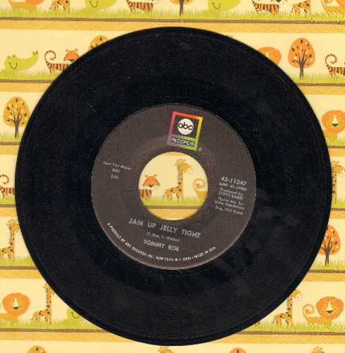 Roe, Tommy - Jam Up Jelly Tight/Moontalk - EX8/ - 45 rpm Records
