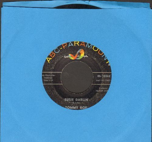 Roe, Tommy - Susie Darlin'/Piddle De Pat  - VG7/ - 45 rpm Records