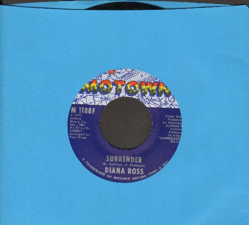 Ross, Diana - Surrender/I'm A Winner - NM9/ - 45 rpm Records