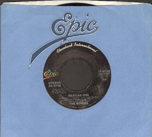 Rovers - Mexican Girl/Pheasant Plucker's Son (with Epic company sleeve) - NM9/ - 45 rpm Records