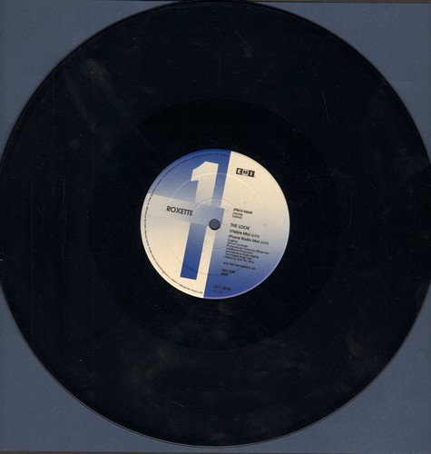 Roxette - The Look (12 inch Maxi Single featuring 4 Extdnded Dance Mixes) - NM9/ - Maxi Singles