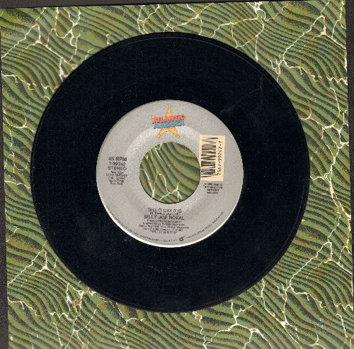 Royal, Billy Joe - Tell It Like It Is/I Was Losing You - NM9/ - 45 rpm Records