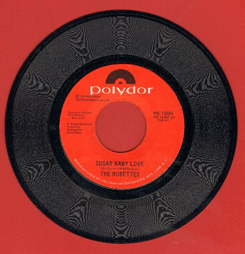 Rubettes - Sugar Baby Love/You Could Have Told Me  - M10/ - 45 rpm Records
