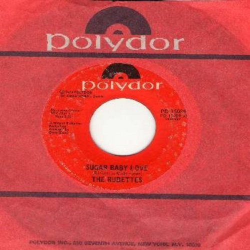 Rubettes - Sugar Baby Love/You Could Have Told Me (with Polydor company sleeve) - EX8/ - 45 rpm Records