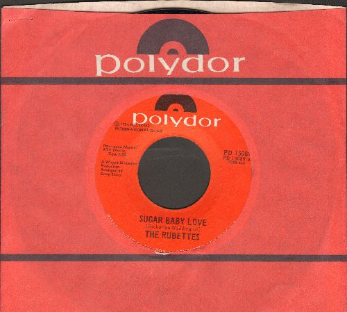 Rubettes - Sugar Baby Love/You Could Have Told Me (MINT condition with Polydor company sleeve) - M10/ - 45 rpm Records