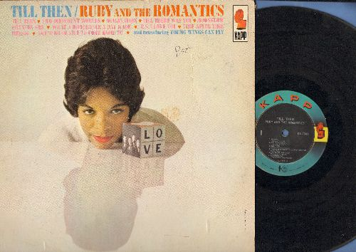 Ruby & The Romantics - Till Then: Chances Are, What A Difference A Day Made, Time After Time, Dream (vinyl MONO LP record)  - VG7/VG6 - LP Records