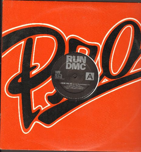 Run-D.M.C. - Here We Go (LIVE At The Funhouse) (4:05 minutes)/Here We Go (Bleeped Version) - NM9/ - Maxi Singles