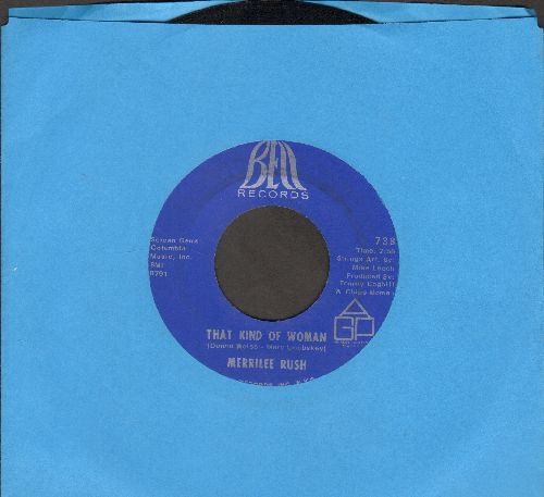 Rush, Merrilee - That Kind Of Woman/Sunshine & Roses  - EX8/ - 45 rpm Records