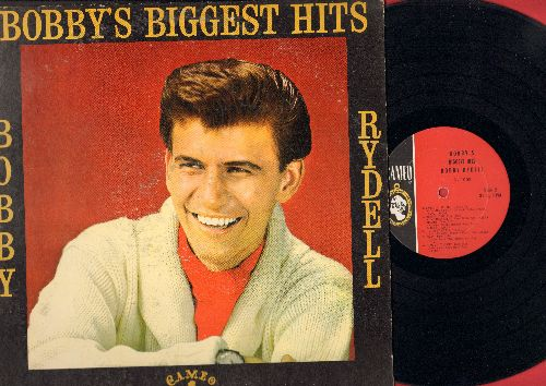 Rydell, Bobby - Bobby's Biggest Hits: Kissin' Time, We Got Love, Wild One, Swingin' School, Volare, Sway, Groovy Tonight (Vinyl MONO LP record, one-dimensional cover)  - EX8/VG7 - LP Records