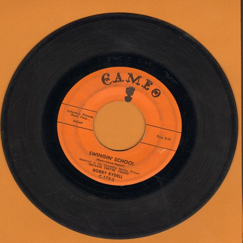 Rydell, Bobby - Swingin' School/Ding-A-Ling - VG7/ - 45 rpm Records