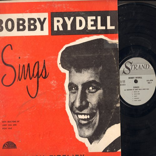Rydell, Bobby - Bobby Rydell Sings: Dream Age, Sandy, Ghost Surfin',Fatty Fatty (Vinyl MONO LP record) (woc) - EX8/VG7 - LP Records