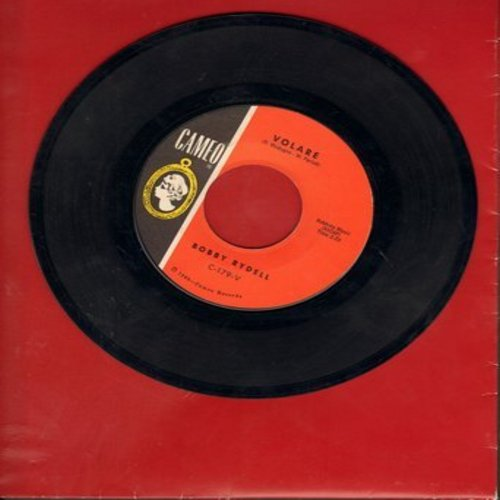 Rydell, Bobby - Volare/I'd Do It Again  - NM9/ - 45 rpm Records