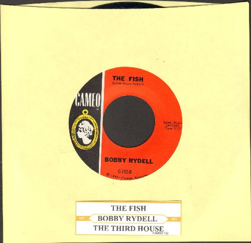 Rydell, Bobby - The Fish/The Third House  - NM9/ - 45 rpm Records