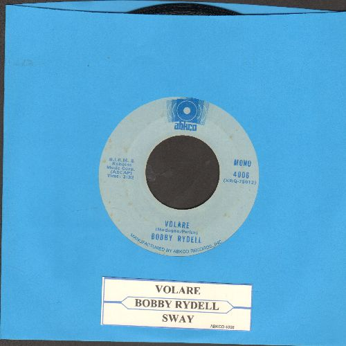 Rydell, Bobby - Volare/Sway (double-hit re-issue with juke box label) - EX8/ - 45 rpm Records