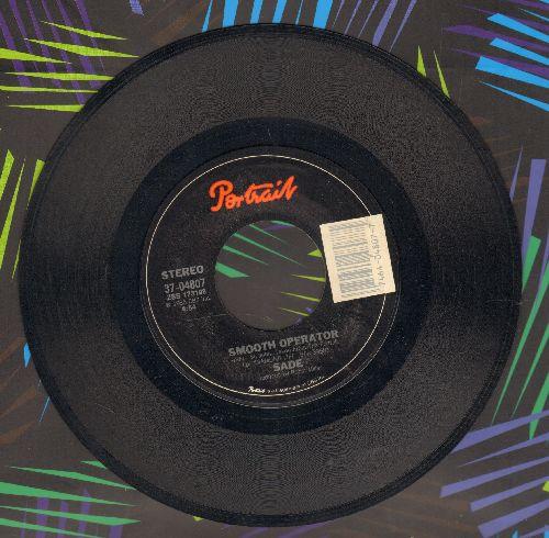 Sade - Smooth Operator/Spirit - EX8/ - 45 rpm Records