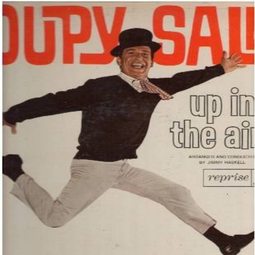 Sales, Soupy - Up In The Air: It's Fun To Be Funny, Doggone Doggie, Hip-Shootin' Hippie, My Baby's Got A Crush On Frankenstein, An Oscar For Me, Sukiyaki In The Face (Vinyl MONO LP record) - NM9/VG7 - LP Records