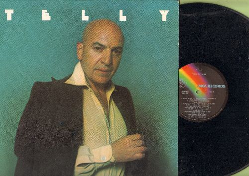 Savalas, Telly - Telly: You've Lost That Lovin' Feelin', If, Something, Help Me Make It Through The Night (Vinyl LP record, TV's