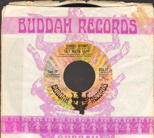 Salt Water Taffy - Finders Keepers/He'll Pay (with Buddah company sleeve) - EX8/ - 45 rpm Records