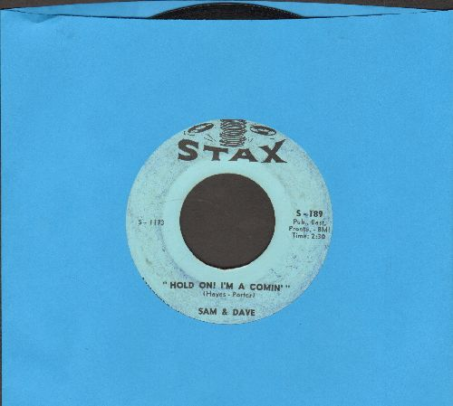 Sam & Dave - Hold On! I'm Comin'/I Got Everything I Need - VG6/ - 45 rpm Records