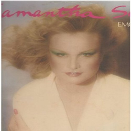 Sang, Samantha - Emotion: La La La - I Love You, You Keep Me Dancing, Living Without Your Love (vinyl STEREO LP record) - NM9/EX8 - LP Records