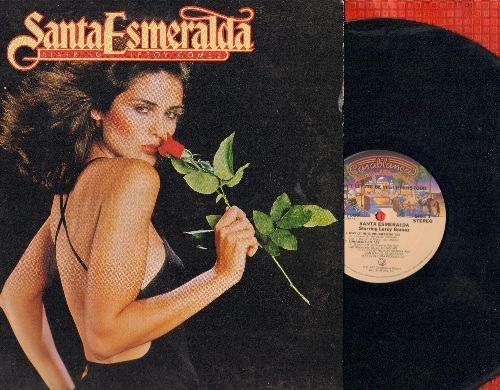 Santa Esmeralda - Don't Let Me Be Misunderstood: Esmeralda Suite, Gloria, You're My Rverything, Black Pot (vinyl STEREO LP record) - NM9/EX8 - LP Records